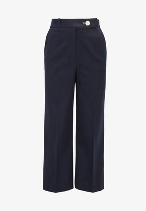 TAPIMA - Trousers - open blue