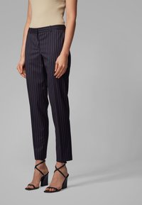 BOSS - TILUNA11 - Trousers - patterned - 1