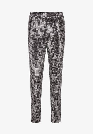 TARIRENA1 - Trousers - black, white