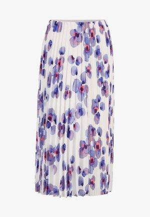 VIPLISSEE - A-line skirt - purple