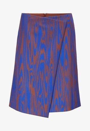 VAPRINTA - A-lijn rok - blue