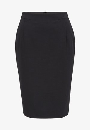 VAXINE - Pencil skirt - black