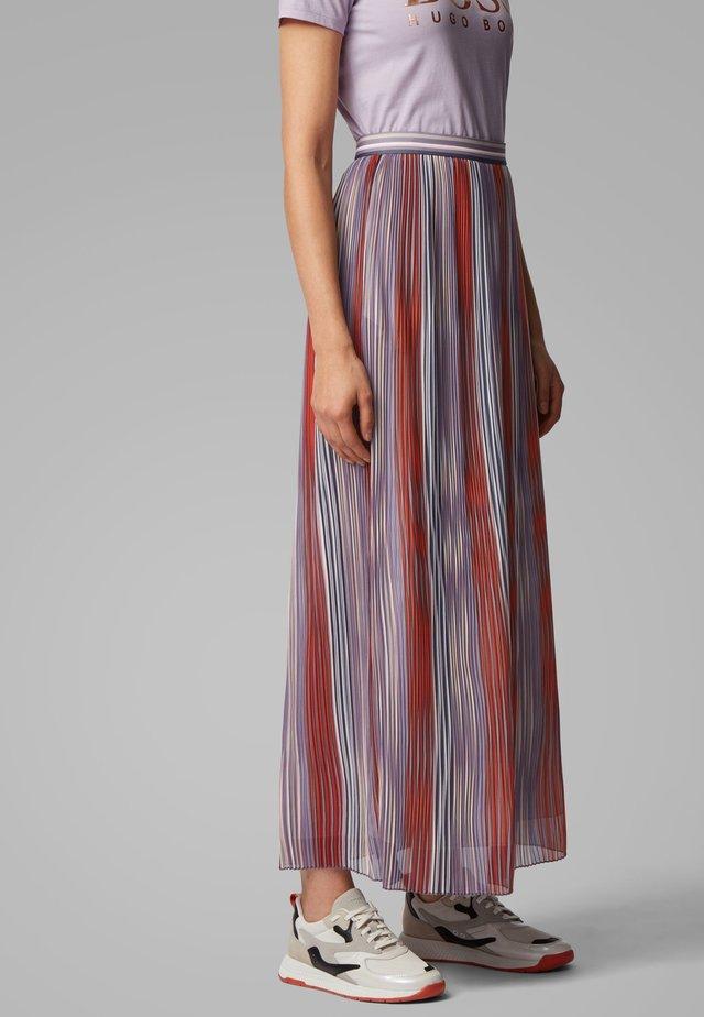 BERITH - Jupe plissée - patterned