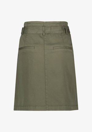 BOSS DAMEN ROCK - A-line skirt - camel (22)