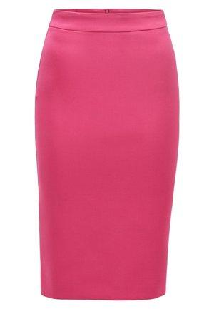 VINOA1 - Pencil skirt - pink
