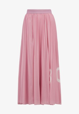 TIPLISSEE - Maxi skirt - light purple