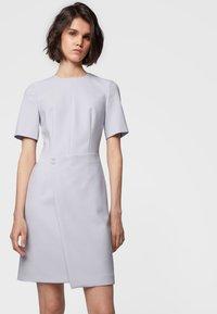 BOSS - DISULA - Korte jurk - light purple - 0