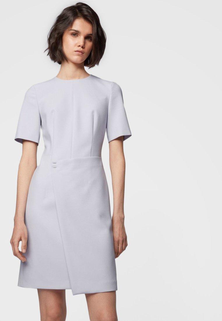 BOSS - DISULA - Korte jurk - light purple