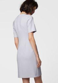 BOSS - DISULA - Korte jurk - light purple - 2