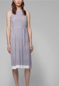 BOSS - ENADIRA - Korte jurk - multi-coloured - 4