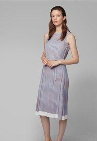 BOSS - ENADIRA - Korte jurk - multi-coloured - 0