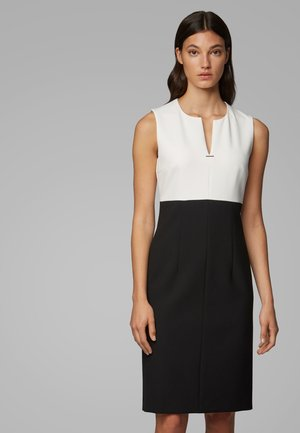 DAEDALUS1 - Korte jurk - black
