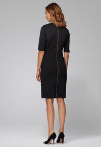 BOSS - DAXINE - Shift dress - black - 2