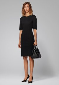 BOSS - DAXINE - Shift dress - black - 1