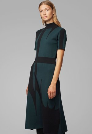 FAEH - Strickkleid - black
