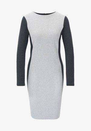 DACONTRAST - Jumper dress - dark grey