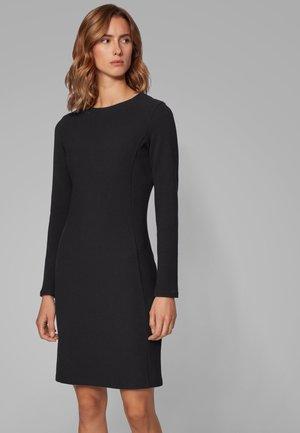 DACONTRAST - Jumper dress - black