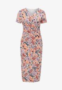 BOSS - ERYKAH - Shift dress - patterned - 5