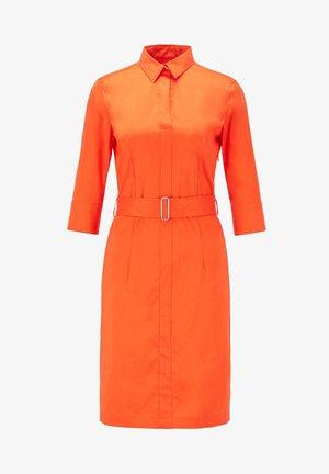 DALIRI1 - Shirt dress - orange