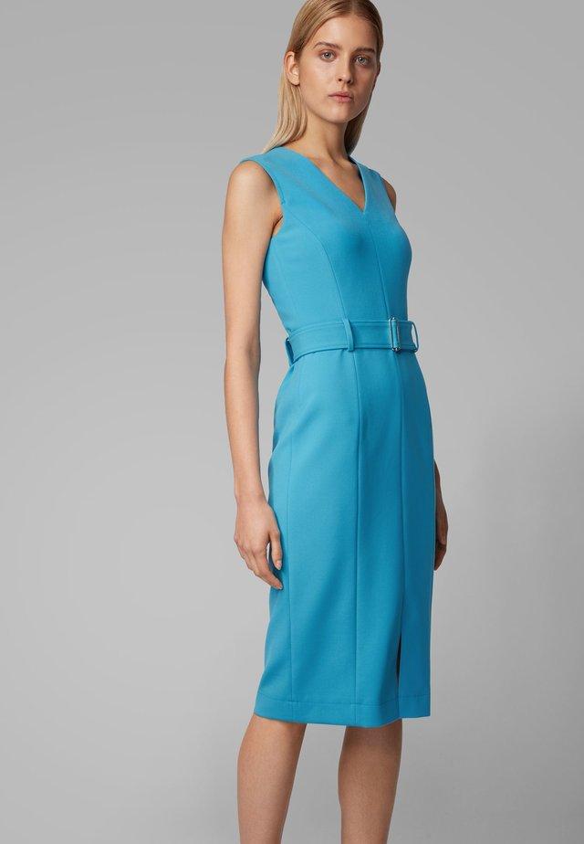 DADORINA - Korte jurk - blue