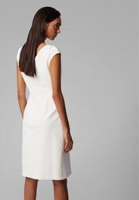 BOSS - DILEKY - Shift dress - natural - 2