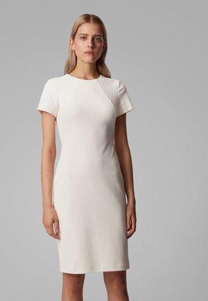 DIJERSA - Jersey dress - natural