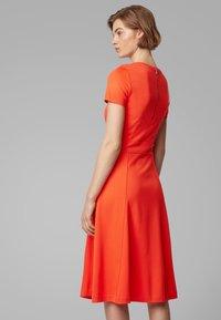 BOSS - DUSCA - Day dress - orange - 2