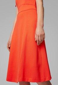 BOSS - DUSCA - Korte jurk - orange - 3