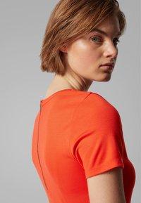 BOSS - DUSCA - Korte jurk - orange - 4
