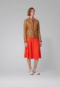 BOSS - DUSCA - Korte jurk - orange - 1