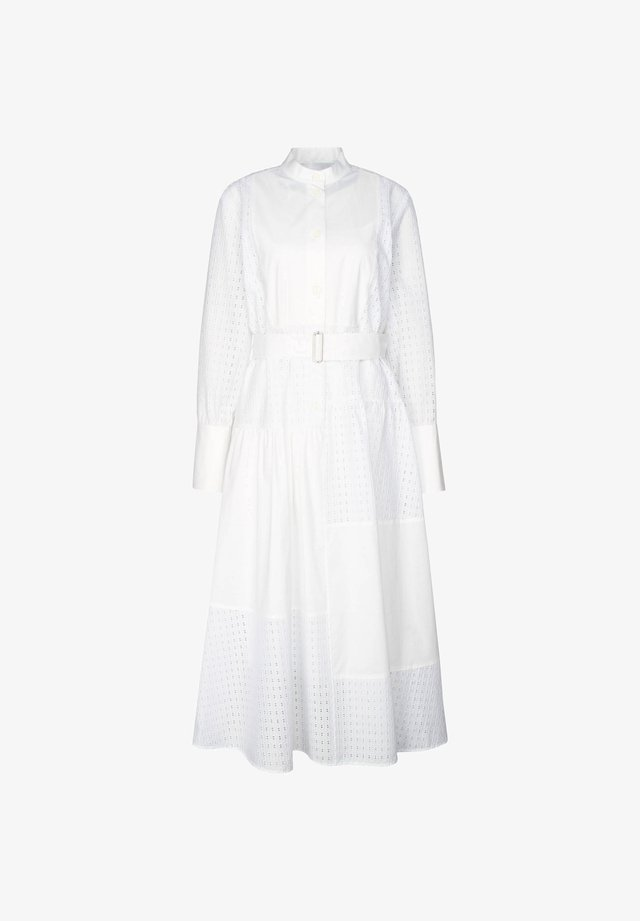 "BOSS DAMEN KLEID ""DACRUX"" - Shirt dress - white"
