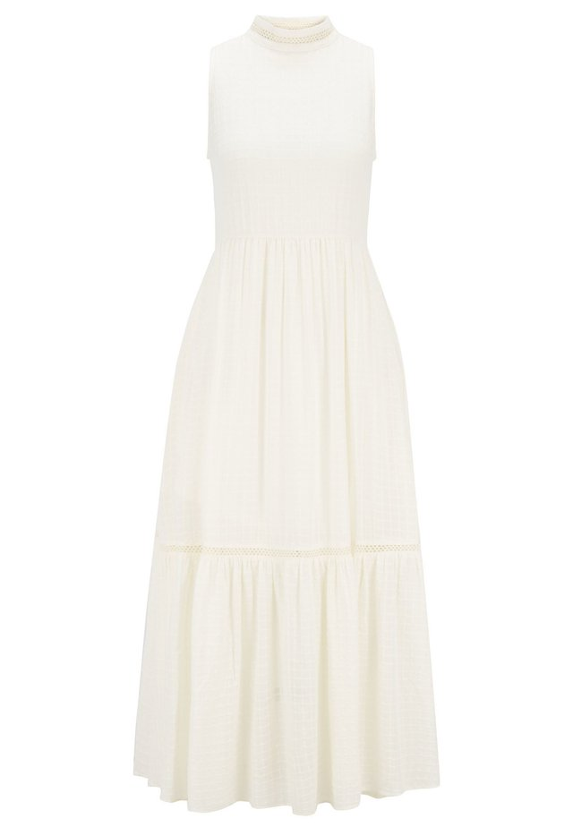 CELLEI - Maxi-jurk - white