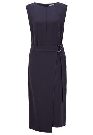 DOMANEO - Shift dress - open blue