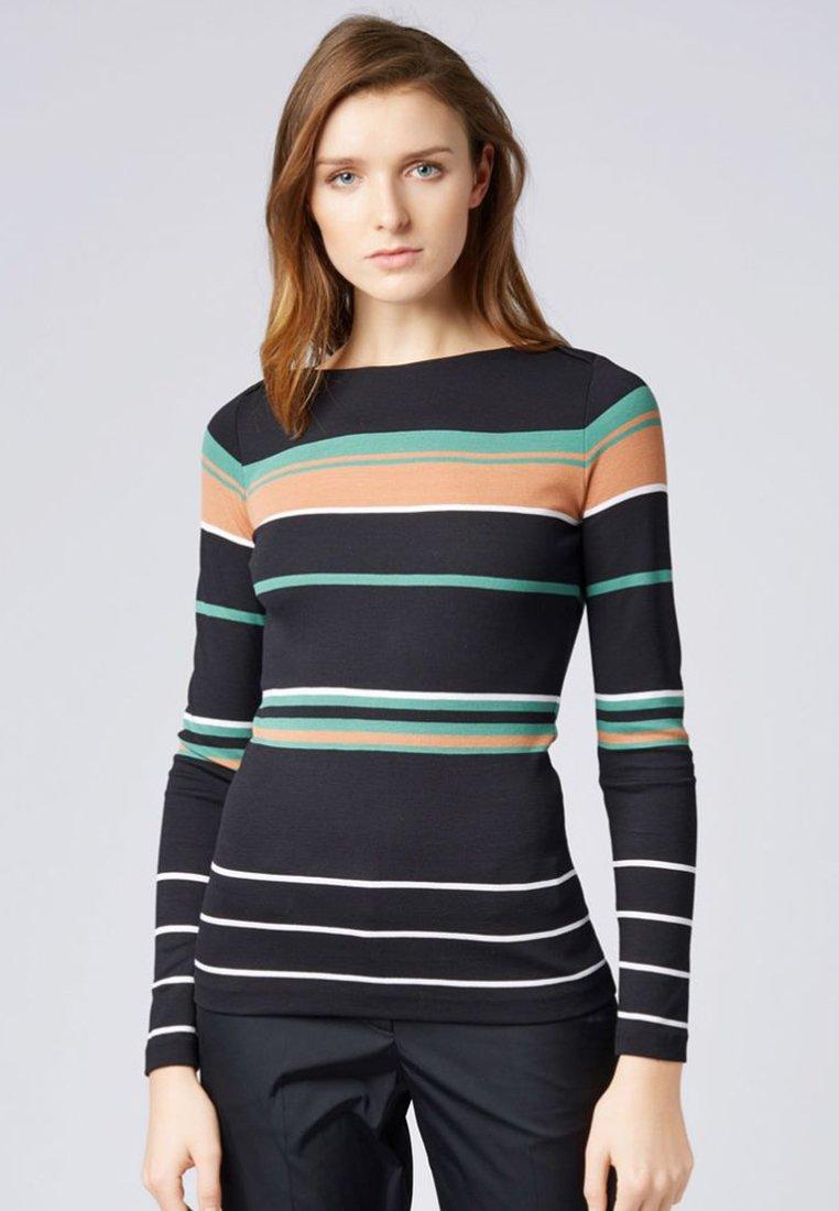 BOSS - ELIVE - Langarmshirt - patterned