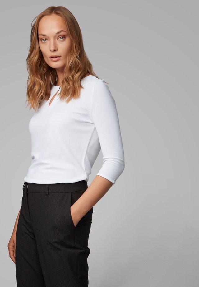 EPINA - Bluse - white