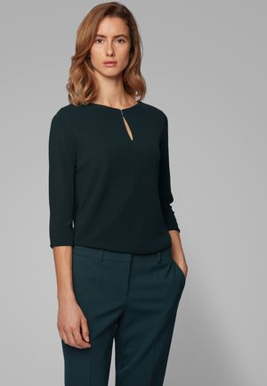 EPINA - Blouse - dark green