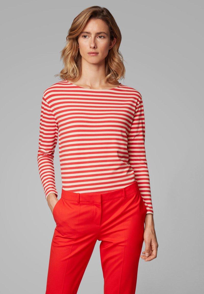 BOSS - Langarmshirt - red