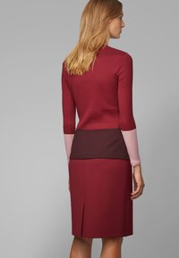 BOSS - EMALEE - Jumper - red - 2