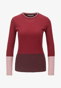 BOSS - EMALEE - Jumper - red - 3