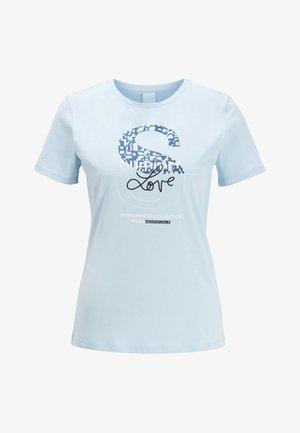 TENOVEL - T-shirt print - light blue