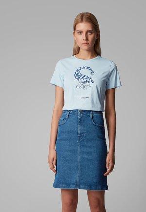 TENOVEL - T-shirts print - light blue