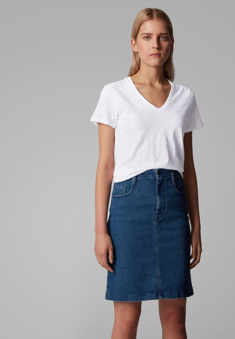 BOSS - TEMODERN2 - T-Shirt basic - white