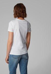 BOSS - TECATCH - T-Shirt print - white - 2
