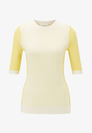 FRANNA - T-shirts print - yellow