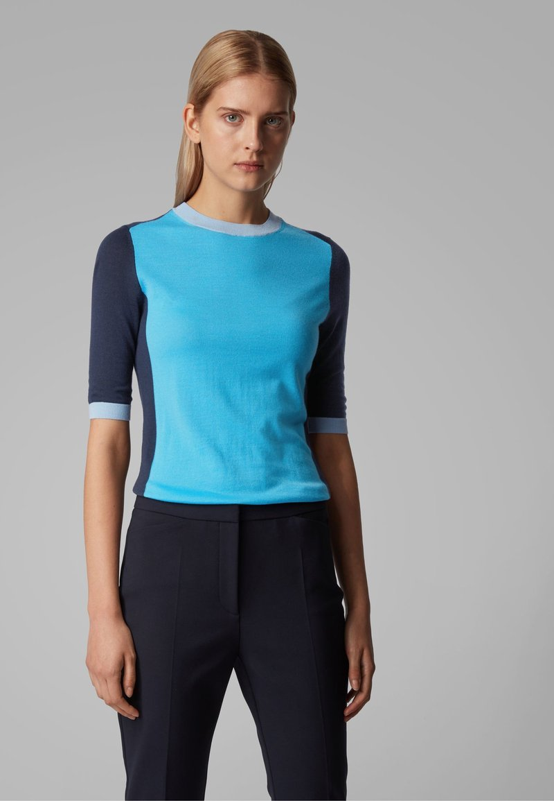 BOSS - FRANNA - Print T-shirt - patterned