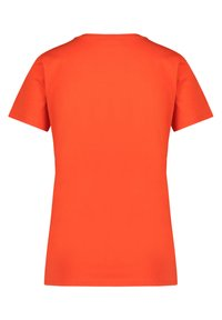 BOSS - TECATCH - Print T-shirt - orange - 1