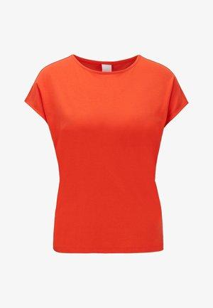 TESARAH - T-shirt imprimé - orange