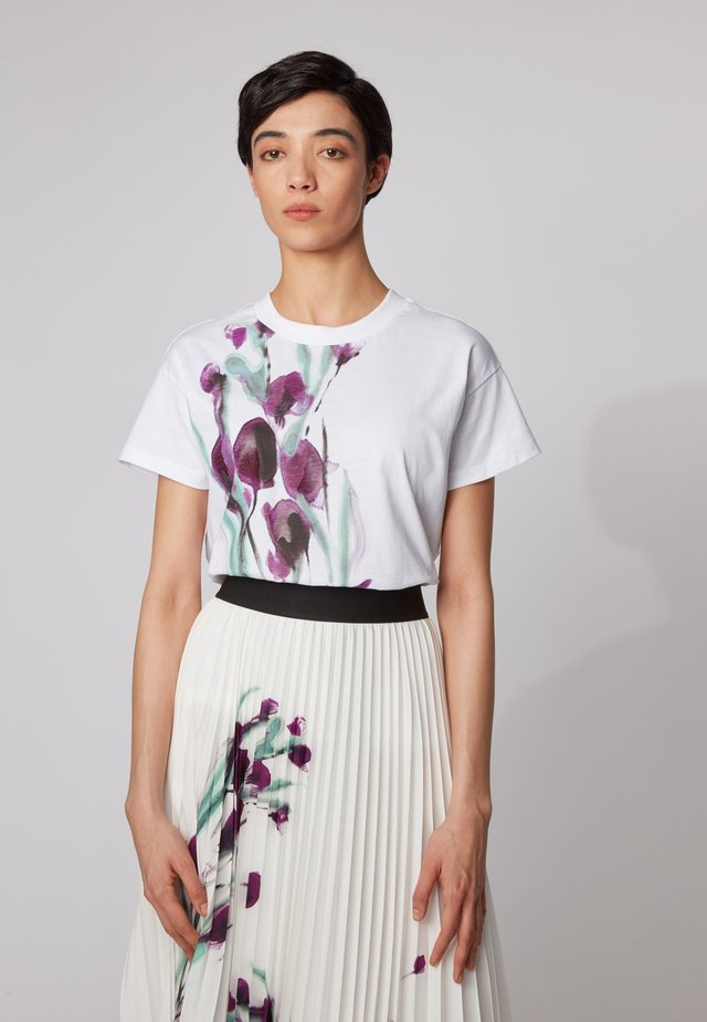 ECURATA - T-shirt imprimé - patterned