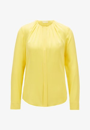 BANORA - Blouse - yellow