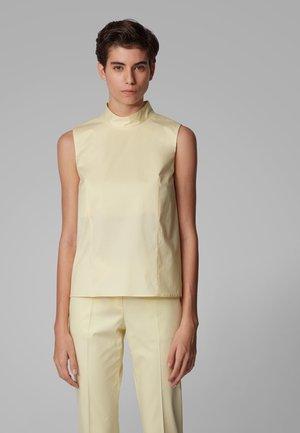 ISANOA - Bluser - light yellow